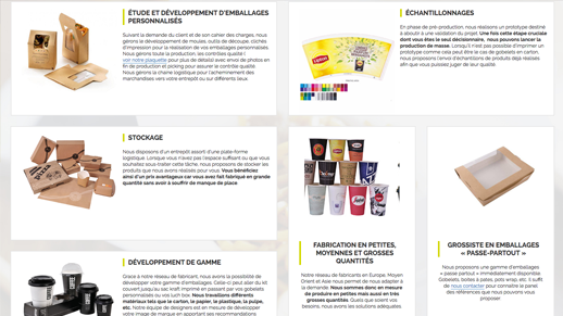 DPL - Design Packaging Logistique